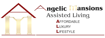 angelic mansions logo